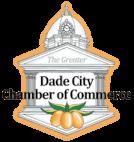 Dade City Chamber of Commerce logo