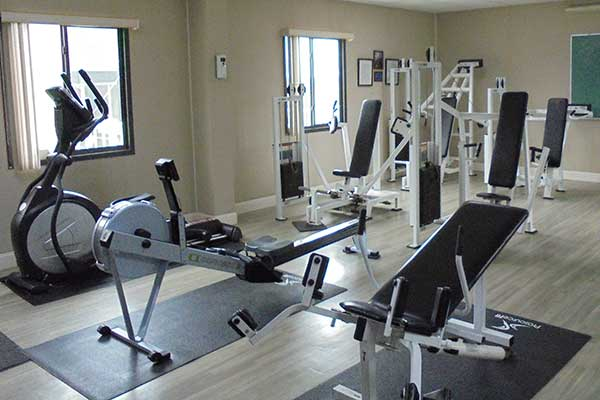 ruth paul fitness center